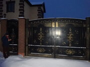 Зимняя горка коттедж - Фото 1