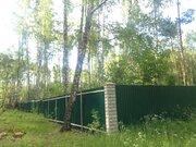Участок в лесу, Боровск, подъезд асфальт, газ, элитное место - Фото 5