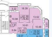 Продаю 3х комнатную квартиру 79м2 с муниципальным ремонтом - Фото 1
