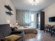 Сдаю посуточно уютную квартиру студию в Юго-Западном районе, Квартиры посуточно в Екатеринбурге, ID объекта - 321260239 - Фото 4