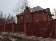 Дом 440 кв.м, д.Подмоклово, Серпуховский р-н, Московская область - Фото 1