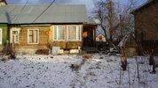 Часть Дома прямо в центре поселка, 40кв.м, участок 6,2 сот в Домодедов - Фото 1