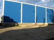 Сдаётся не отапливаемый склад 800 м кв в г. Чехов , Симферопольское ш - Фото 4