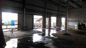 Сдается в аренду новое складское помещение класса B+. - Фото 3