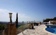 Уникальная 3-спальная Вилла с панорамным видом на море в районе Пафоса - Фото 4