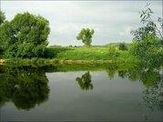 Участок 12,5 сот. на Москва-реке, с. Луцино - Фото 3