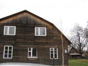 Дом в Егорьевском районе с участком. - Фото 1