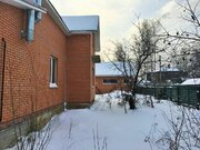 Новый кирпичный коттедж 200 м2 на участке 10 сот. в стародачном месте - Фото 5