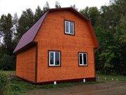 2-х этажная зимняя, теплая дача в прекрасном, охраняемом СНТ - Фото 1