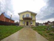 Продается 2х эт. дом 240 м2 на участке 11.9 соток в д. Вертлино - Фото 1