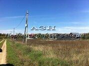 Горьковское ш. 85 км от МКАД, Красный Луч, Участок 10 сот.