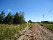 20 соток под ИЖС 5 км от Егорьевска в газифицированной дер. Курбатиха - Фото 1
