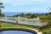 Элегантная вилла в Испании с большим садом и видом на море, Бенисса - Фото 3