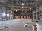 Сдам теплый склад, 800м2, 1 этаж, 100квт, можно производство - Фото 1