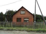 2-этажный недостроенный дом 100 кв.м из кирпича в пос. Коуровка - Фото 2