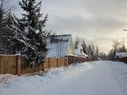 Участок с лесными деревьями, огорожен, Минское шоссе, Зеленая роща