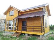 Продается новый дом 142м под ключ на 8 сот. д.Петровское, кп Янтарный - Фото 3