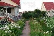 Красивый дом. Калужское ш, 22 км от МКАД, Шахово. - Фото 1