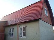 Кирпичный дом с отоплением + участок с беседкой, рядом с. Царево - Фото 2