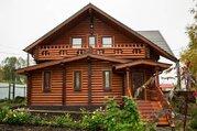 Уютный рубленый дом с газовым отоплением. - Фото 4