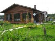 Два дома со всеми кммуникациями вблизи города Обнинск д Доброе. - Фото 1