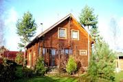 Деревянный дом в Огниково - Фото 1