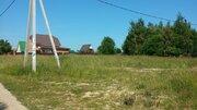 15 соток 35 км от МКАД по Можайскому ш, Звенигород, дер.Фуньково, ПМЖ
