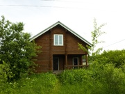 Продаю дом(бревно)160м2,15сот, Дмитровское ш, 45км от МКАД - Фото 1