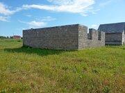 Земельный участок 15 сот. с недостроенным домом в с. Берёзово. - Фото 4