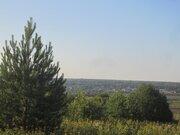 Участок с панорамным видом на реке Ока Симферопольское шоссе - Фото 4