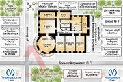 Элитная квартира на Большом проспекте Петроградской стороны - Фото 2