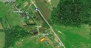 Земельный участок в деревне Бухолово Шаховского района. Лес. Водоем. - Фото 2