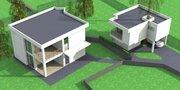 Жилой и гостевой домик с земельным участком в г. Ялта пгт. Массандра - Фото 1