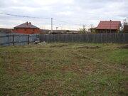 Земельный участок 6 соток в деревне Хлевино, Чеховский район - Фото 1