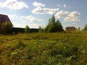 15 соток в д. Гомнино, Рузский район - Фото 4
