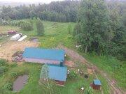 Яхрома участок граничащей с лесом площадью 9 соток 1 км озеро свет - Фото 5