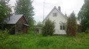 Жилой дом на берегу озера в д. Юрьевка. - Фото 1
