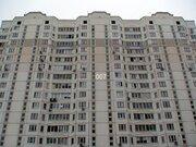 1-комнатная квартира Партизанская 24к2 на 7 этаже 17-этажного панельно - Фото 1
