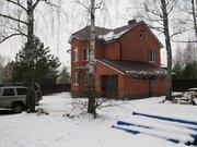 Качественный дом ПМЖ, все коммуникации, в окружение леса. д. Воробьи - Фото 2