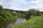 Участок у реки в Киржачском районе, д. Лисицино - Фото 3