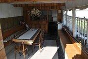 Дача из бревна 85 м2 в СНТ Родники у д. Мерчалово - Фото 4