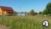 Участок земли 10 сот на берегу р.Ока в лучшем поселке эконом класса - Фото 3