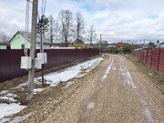Участок 10 сот ИЖС в д. Костино, Рузский район, 250 метров р. Москва