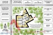 З-х комнатная квартира с дизайнерским ремонтом в Кировском районе - Фото 2