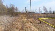 Участок для ИЖС площадью 15 сот. в д. Кукишево Волоколамского района - Фото 3