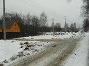 Участок в центре поселка Ашукино (ИЖС) - Фото 1