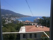 Квартира в тихом районе, рядом центр, вид на море и город, агв