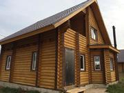 Дом ПМЖ с коммуникациями, готовый к проживанию в деревне Панское. - Фото 1