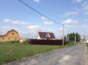 10 соток в 1,5 км от жд Бронницы, граничит с д. Кузнецово - Фото 3
