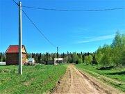 Земельный участок п. Мирный